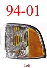 94 01 Dodge Ram Left Side Parking Light CH2520119