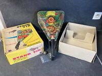 France Jouets Jeux Vintage stand de tir automatique et electrique ( piles plate)
