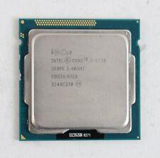 Intel Core i7-3770 (3rd Gen) 3.4GHz Quad Core Desktop CPU 8MB LGA1155 SR0PK