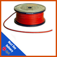Van Damme Tour Grade XKE Red Microphone Cable | Mic Cable |100m