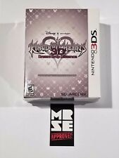 Kingdom Hearts 3D - Dream Drop Distance Mark of Mastery Edition Sealed *RARE*