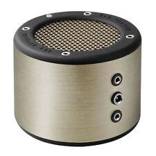 minirig - MRBT-3 Bluetooth Speaker Silver Brushed