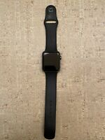 Apple Watch Series 3 42mm GPS Aluminum - Space Gray