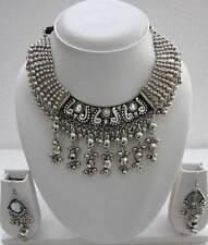 Handmade Fringe Tassel Necklace Choker Gypsy Boho Tribal Vintage Ethnic Jewelry