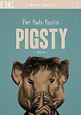 Pigsty - Pasolini/ Masters of Cinema BRAND NEW SEALED R2 DVD