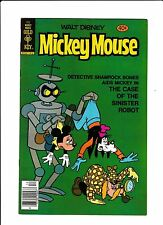 Mickey Mouse No.202   : 1979 :   : Detective/Robot Cover! :