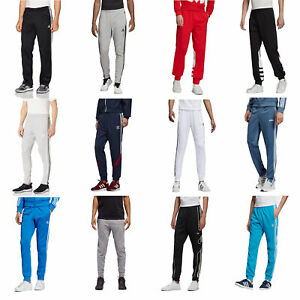 adidas Original Mens 3-Stripes Athletic Track Pants Sports Jogger Sweatpants