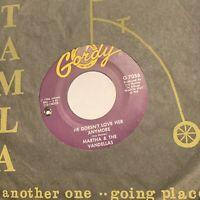 Northern Soul 45 - Martha & Vandellas - I'm Ready For Love - Gordy - VG++