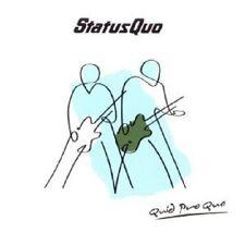 """STATUS QUO """"QUID PRO QUO"""" CD NEU"""