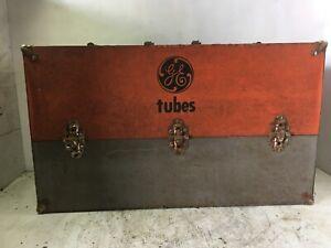 Vintage Original GE General Electric Radio / TV Tube Repairman Tube Case