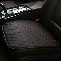 Universal Car Seat Cover Front Cushion Auto Chair Accessories PU Leather Line