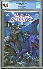 Detective Comics #1027 CGC 9.8 Bulletproof Comics Edition Dell'Otto Cover