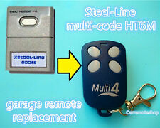 Steel-Line Multi-Code HT6M  Garage Door Roller Remote Replacement