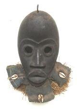 1930's African Tribal Dan Mask