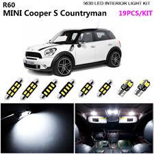 BMW Mini Cooper R50 R53 interior de lectura de la Luz Detrás Centro 1477675