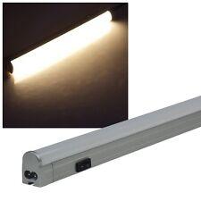 """LED Unterbauleuchte """"BONITO"""" 230V Küchen-Unterbaulampe Möbel-Leuchte Lampe Küche"""