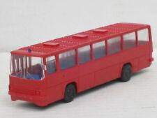 Ikarus 260 Bus in rot mit Blaulicht, Feuerwehr, o.OVP, Modelltec, 1:87