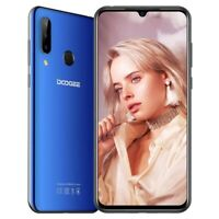 DOOGEE N20 4GB+64GB Android 9.0 6.3in Triple Back Cameras Octa Core Smartphone