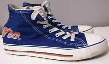 Florida Gators Blue Orange High Top Canvas shoes Forever Collectibles M 9 W 10.5
