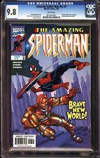Amazing Spider-Man V2 7 CGC 9.8 John Byrne Cover Marvel Trading Cards Included