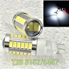 T25 3155 3157 3457 4157 SRCK 33 SMD LED White Reverse Backup M1 For Ford GM MA