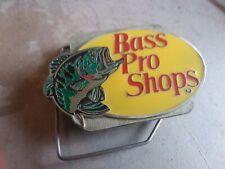 Vintage Bass Pro Shops Hitch Cover Excellent