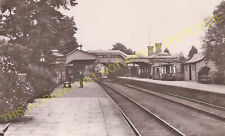 Hagley Railway Station Photo. Stourbridge - Churchill & Blakedown. GWR. (6)