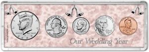 Our Wedding Year Coin Gift Set, 2009