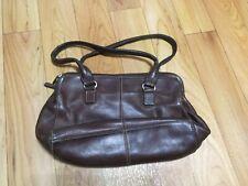 Ladies Handbag Fossil Genuine Leather