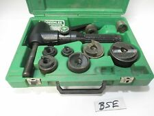 GREENLEE 7906SB Hydraulic Punch Set 7906