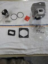 Husqvarna 350 Chainsaw Piston And Cylinder Kit 45mm