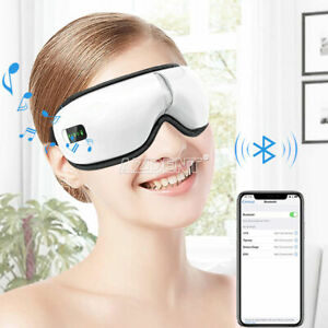 Eye Massager Health Care 5 Modes Relieve Eye Fatigue Hot Compress Pressure
