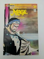 Mage The Hero Discovered #9  (Sept 1985) Vintage Comico Sam Keith Matt Wagner