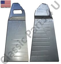 1935 1936 Ford Full Lengh Front Floor Pans    New PAIR!!  Free Shipping!!!