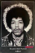 Jimi Hendrix Halo Portrait  2010 Poster 24 x 35.5