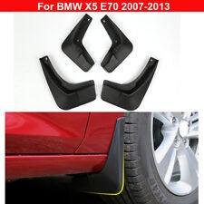 Genuine OEM Set Splash Guards Mud Guards Mud Flaps FOR 2007-2013 BMW X5 E70