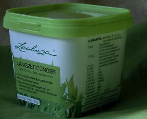 Lechuza- NPK Langzeitdünger 200gr. für Pflanzen m. Dosierlöffel (100gr = 5,30€ )