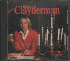 """RICHARD CLAYDERMAN - RARO CD FRANCIA """" LES MUSIQUES DE L'AMOUR """""""