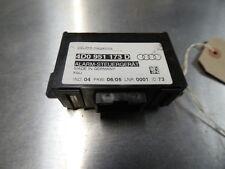 6673 BA4 2000-2005 C5 AUDI ALLROAD QUATTRO (BAU) Módulo De Control De Alarma 2.5 TDI