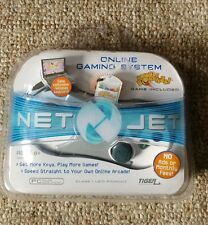 Tiger Electronic Net Jet PC Online Gaming System Age 8+