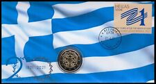 Greece 2021 200 Years from the Greek Revolution 2 euro coin (U) FDC IV