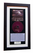 DOVES The Last Broadcast CLASSIC CD Album TOP QUALITY FRAMED+EXPRESS GLOBAL SHIP