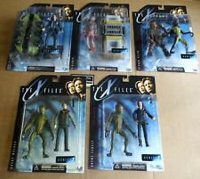 MULTI-LIST SELECTION OF McFARLANE THE X-FILES ACTION FIGURES NEW/UNOPENED
