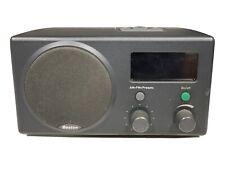 Boston Acoustics Recepter Clock Radio