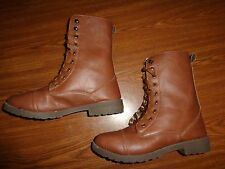 BLUE SUEDE SHOES BOOTS WOMENS SIZE 6 1/2