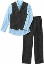 Festliche-Edel KinderAnzug für Jungen Gr.86-176 in G.Schwarz-blau/NEU--/
