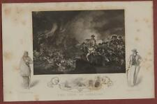 Le siège de Gibraltar, 1782. G. stodart / j.s.copley. London C. 1857 ed36