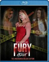 Fury Redux - Sexy Horror Thriller Double Feature Movie Blu ray
