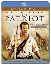 The Patriot (Blu-ray Disc, 2007) Extended Cut ~ Mel Gibson, Heath Ledger NEW