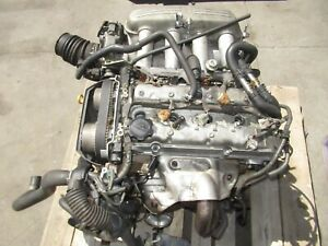 Jdm Toyota Altezza 3SGE Beams Engine MT Manual * FREE SHIPPING *